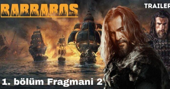 Barbarossa series release date is confirmed