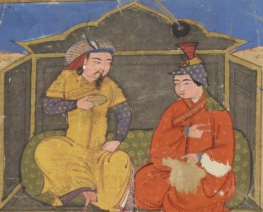 Who was Geyhatu Khan in Kurlus Osman Season 2?
