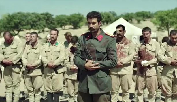 Seddülbahir 32 hours   A Series Portraying the British Attack on Turkey