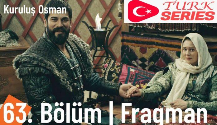 Kurulus Osman Episode 63 (Season 2 Episode 36) English & Urdu Subtitles Watch Free