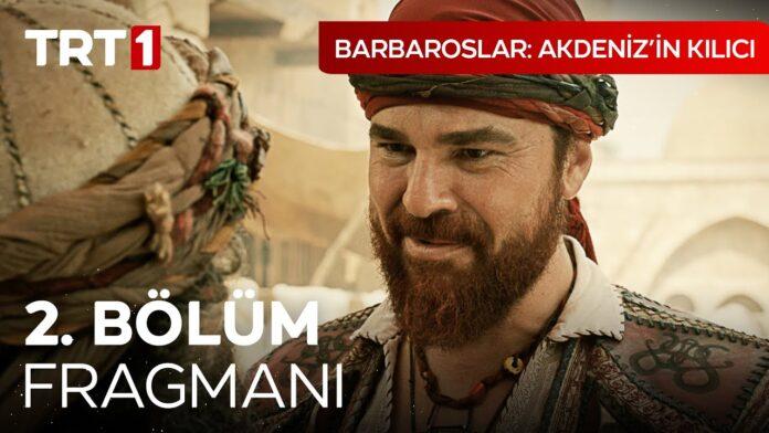 Barbaroslar Episode 2 with English & Urdu Subtitles (Barbaroslar Akdeniz'in KiliciEpisode 2) Free of Cost