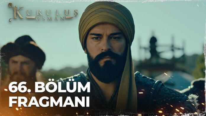 Kurulus Osman Episode 66 (Season 3 Episode 2) English & Urdu Subtitles Watch Free