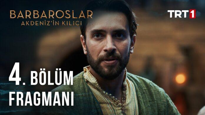 Barbaroslar Episode 4 with English & Urdu Subtitles (Barbaroslar Akdeniz'in KiliciEpisode 4) Free of Cost