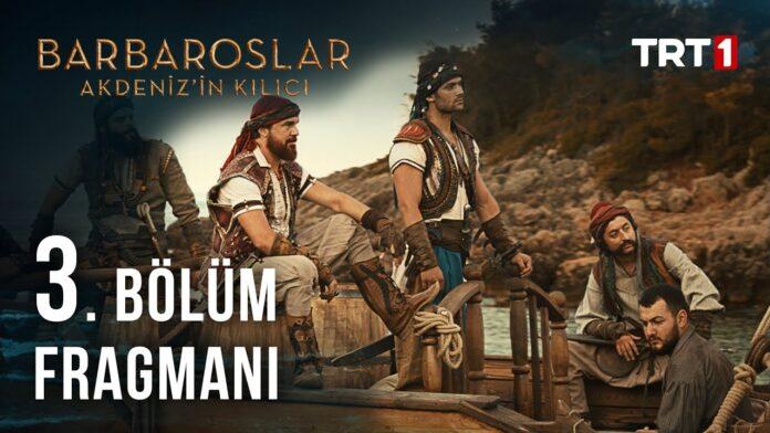 Barbaroslar Episode 3 with English & Urdu Subtitles (Barbaroslar Akdeniz'in KiliciEpisode 3) Free of Cost